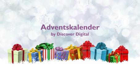 Discover Digital Adventskalender